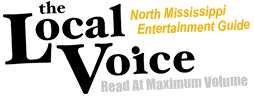 The Local Voice logo