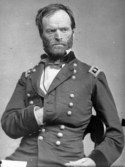 In August of 1864, Union General William Tecumseh Sherman was closing in on Atlanta, Georgia.
