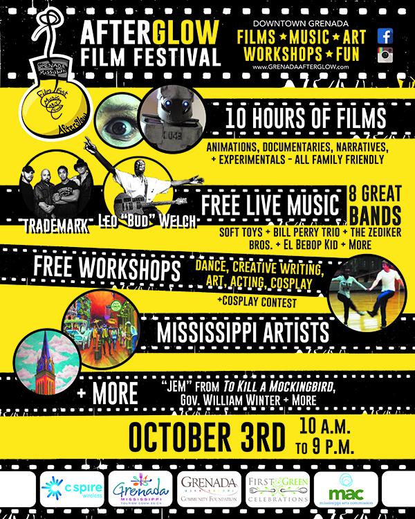 187 grenada afterglow film festival october 3 giving