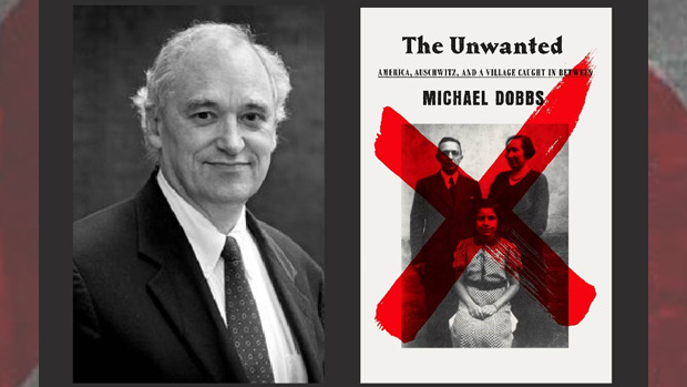 """Sunday Afternoon Reading at Off Square Books Features Cold War Historian with """"The Unwanted"""""""